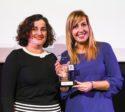 Premi #Dona TIC Divulgadora 2018 per la Generalitat Xantal Llavina