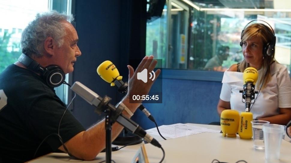 Ferran Adrià Revolució 4.0 Xantal Llavina