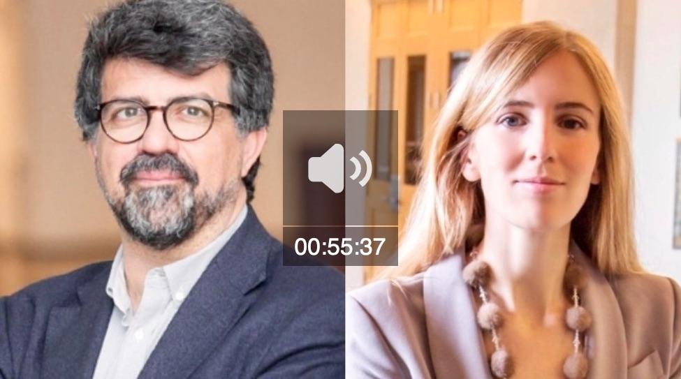 Genís Roca i Victoria Alsina Revolució 4.0 Xantal Llavina