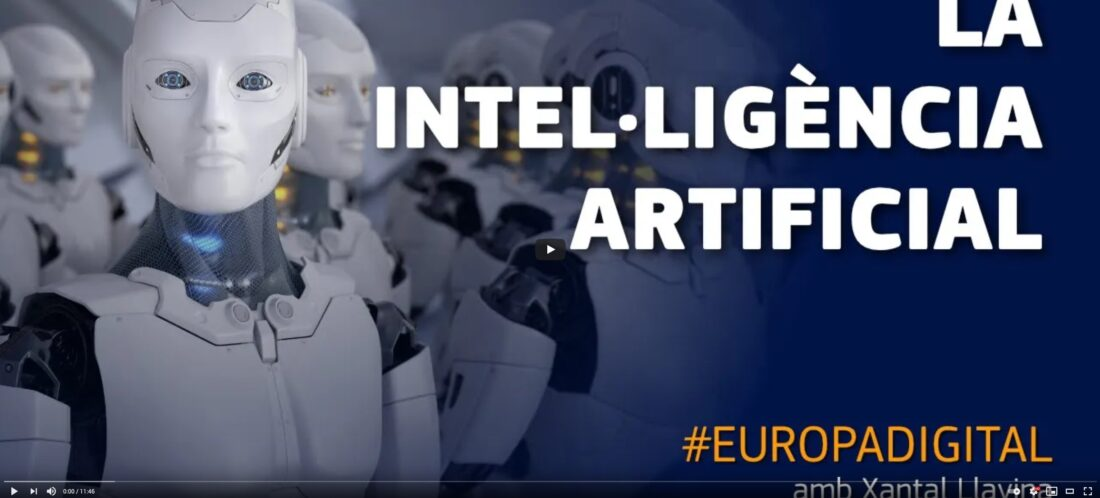 #EuropaDigital Xantal Llavina